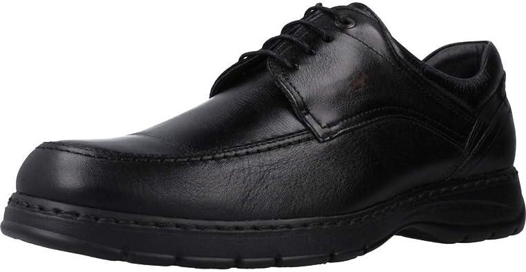 TALLA 42 EU. Fluchos Crono, Zapatos de Cordones Derby Hombre
