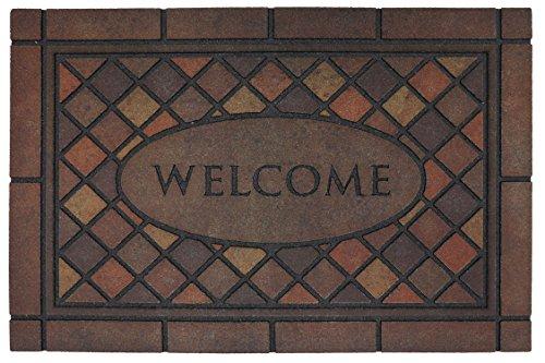 Face Spice (Mohawk Home Estate Mosaic Spice Mat, 1'6 x 2'6)