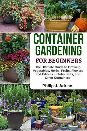Container Gardening For Beginners The Ultimate Guide To Growing