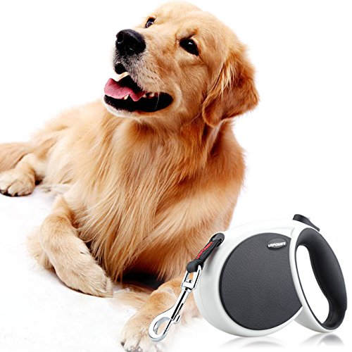 Retractable leash upgraded by URPOWER
