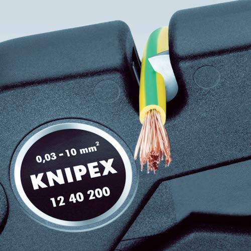 Knipex 12 50 200 – selbsteinstellende Abisolierzange B000RT7JAS       Verkauf Online-Shop  5c933e