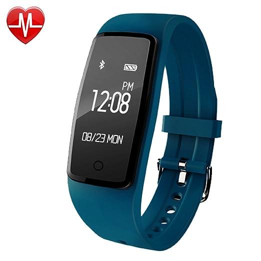 224 opinioni per Activity Tracker,Yamay HR3 Fitness Tracker con Cardiofrequenzimetro da polso