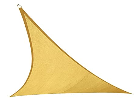 Coolaroo 473884 Sahara Coolhaven Triangle Shade sail, 18