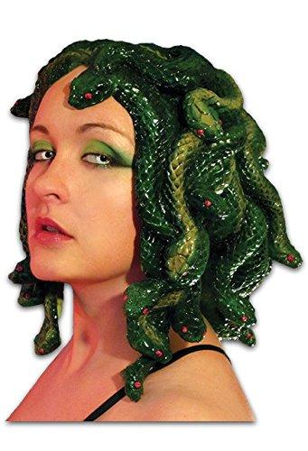 Medusa Wig (Medusa Wig With Snakes)