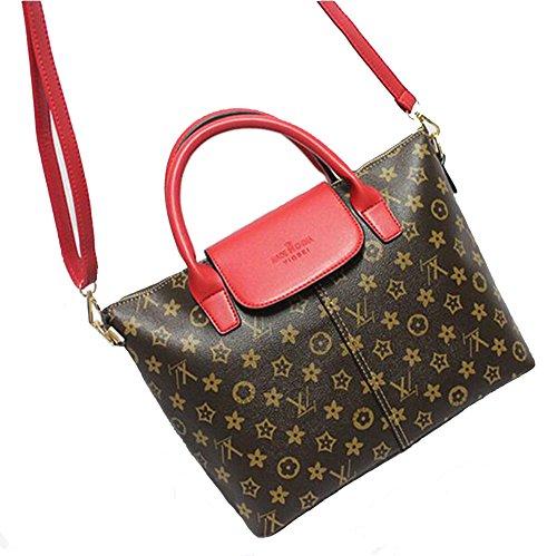 Next-thur European New Style High-grade Double Bag Female Models Handbag