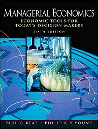 Epub download by paul keat philip k young managerial economics (6th ….