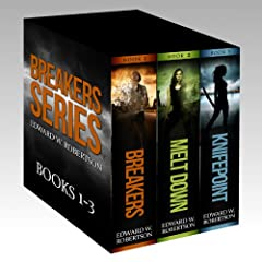 In the Breakers series, humanity faces not one apocalypse, but two: first a lethal pandemic, then a war against those who made the virus. This collection includes the first three books and is over 1000 pages (350,000 words) of post-apocalypti...