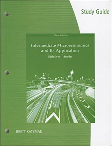 Study guide for nicholsonsnyders intermediate microeconomics study guide for nicholsonsnyders intermediate microeconomics 11th edition fandeluxe Image collections