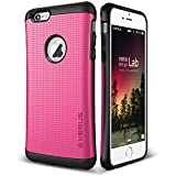 Best INCIPIO Glass Iphone 6 Screen Protectors - iPhone 6S Case, Verus [Thor][Hot Pink] - [Military Review