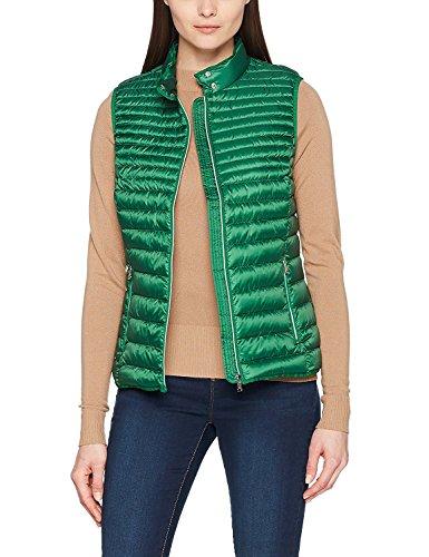 Esprit Women's Sleeveless Jacket Green in Size (Esprit Sleeveless)