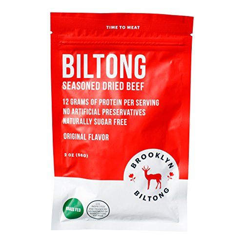 Brooklyn Biltong Grass Dried Beef product image