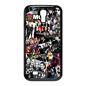 Customize Famous Music Band My Chemical Romance Back Cover Case for Samsung Galaxy S4