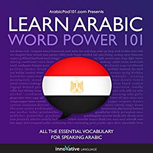 Learn Arabic - Word Power 101 Hörbuch