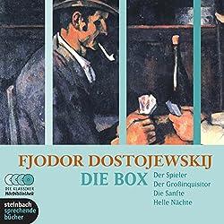 Fjodor Dostojewskij. Die Box