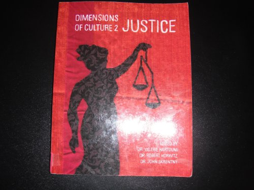 Dimensions of Culture 2 Justice (Winter 2011)