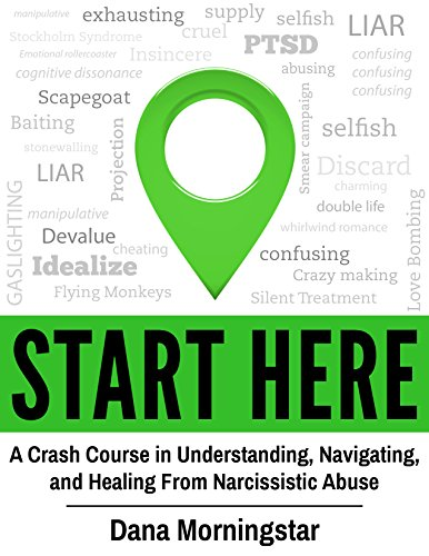 Start Here: A Crash Course in Understanding, Navigating, and Healing From Narcissistic Abuse by [Morningstar, Dana]