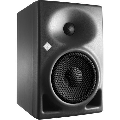 Neumann KH 120-A Studio Monitor with Stabilizing Isolation Pad
