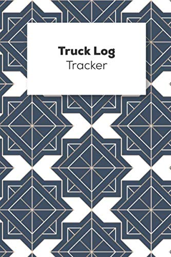 Truck Log Tracker: Vehicle Mileage Logbook For Business And Personal Use, Great For Sales Reps, Rideshare, And Tax Preparation