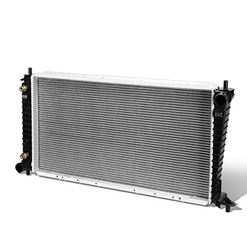 2257 Factory Style Aluminum Radiator for 99-10 Ford F150 4.2L 4.6L /Super Duty 5.4L AT/MT