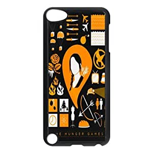 the Case Shop- Customizable The Hunger Games Quotes Hard Plastic Case Cover For iphone 5/5s Touch , p5xq-474