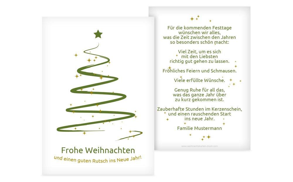 Weihnachtskarten  Grußkarte Weihnachten Privat Wunderbaum, hochwertige Grußkarte zu Weihnachten inklusive Umschläge   100 Karten (Format  105.00x148.00mm) Farbe  Lila B071HPD7DS | Feinen Qualität  | Viele Sorten  | Neuer Stil