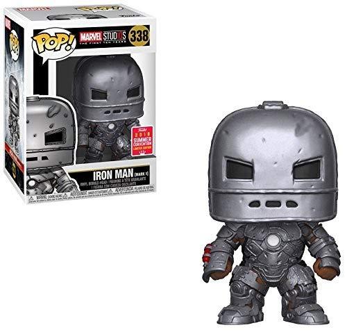 Funko Pop Iron Man Mark I Marvel Studios Summer Exclusive SDCC