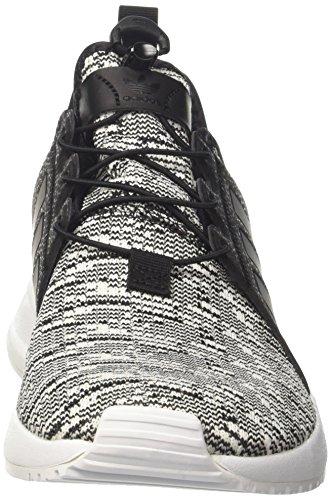 adidas X_plr, Zapatilla de Deporte Baja del Cuello para Hombre Negro (Core Black/core Black/ftwr White)