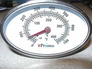 Primo Factory Professional Temperature Gauge Thermometer X075C