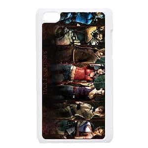 iPod Touch 4 Phone Cases White Resident Evil ECJ4558897