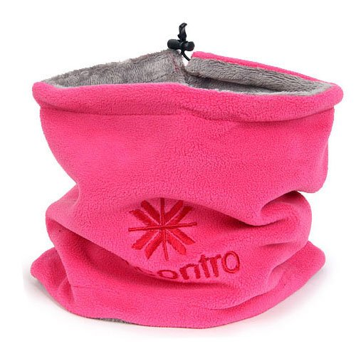 Pink Kids Neck Warmer for Ski Motor Skiboarding