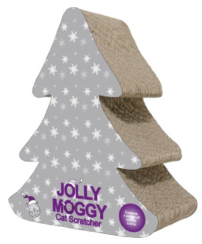 Rosewood-Jolly-Moggy-Festive-Tree-Cat-Scratcher