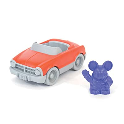 Green Toys Convertible Vehicle with Character: Toys & Games