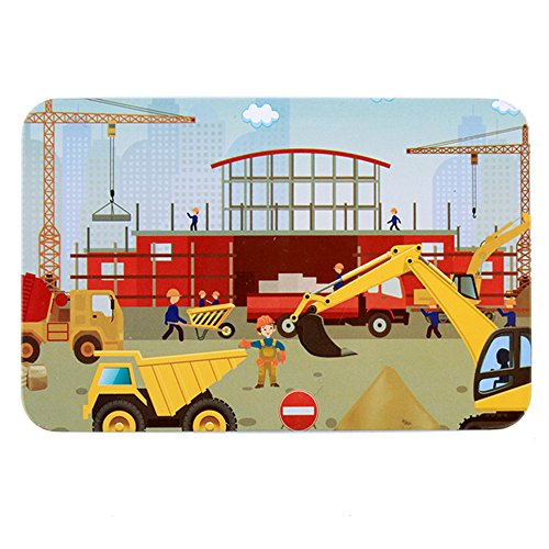 n Site Jigsaw Puzzles with Iron Box for Kids Toddlers Toys(60 pcs) ()