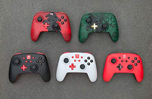 PowerA Enhanced Wireless Controller for Nintendo Switch - Mario Silhouette 9