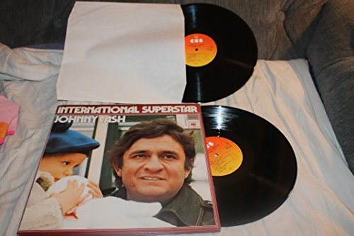Johnny Cash - International Superstar - Zortam Music