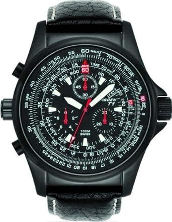 f9854418670 TORGOEN Swiss T01100 Men s 42mm Aviation Watch with Chronograph