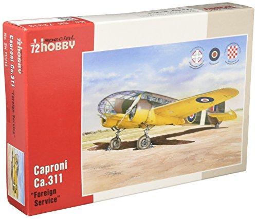 スペシャルホビー 1/72 イタリア カプロニCa.311 双発多用途機 イギリス軍 ユーゴスラビア他 プラモデル SH72313