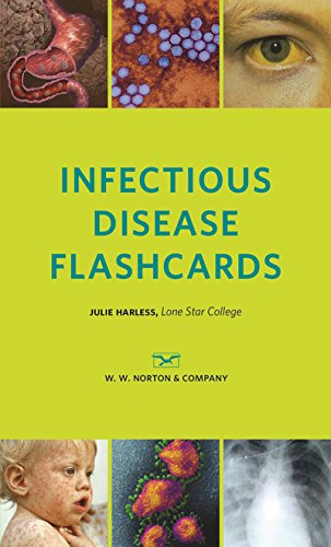 Infectious Disease Flashcards: for Microbiology, Third Edition