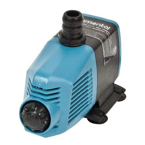 Elemental H2O Submersible & Inline Water Pump (370 GPH) - Elemental Water