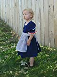 Baby 2-3 T Folk dress and Apron