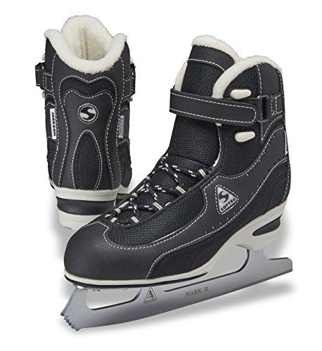 Jackson Nylon Ice Skates - 7