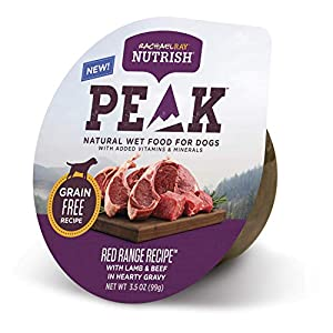 Rachael Ray Nutrish PEAK Natural Wet Dog Food 6