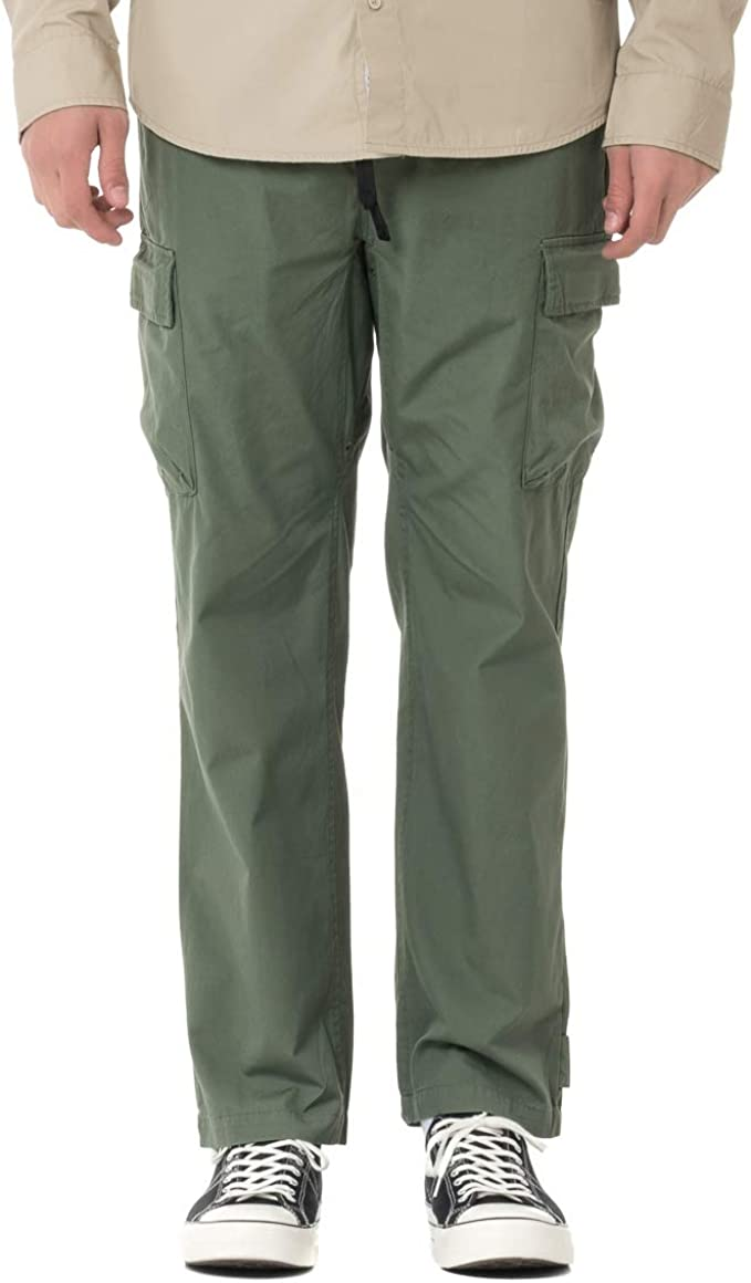 CARHARTT REGULAR CARGO PANT I024578 verde UOMO TASCONI viceversa cotton strong