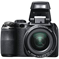 Fujifilm FinePix S4250 Black 14MP Digital Camera