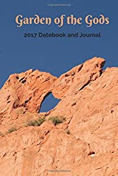 2017 Garden of the Gods Datebook & Journal