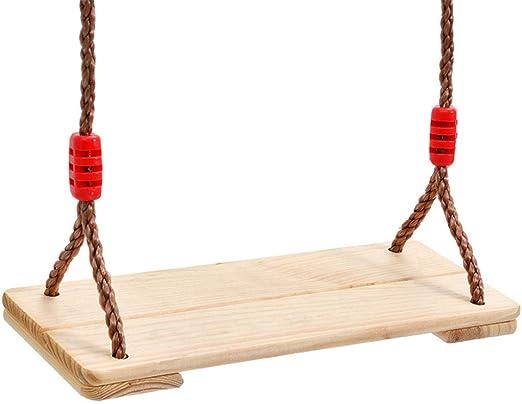 Columpio para Niños, Resistentes a la Intemperie Cuerda Ajustable ...
