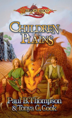 book cover of Children of the Plains