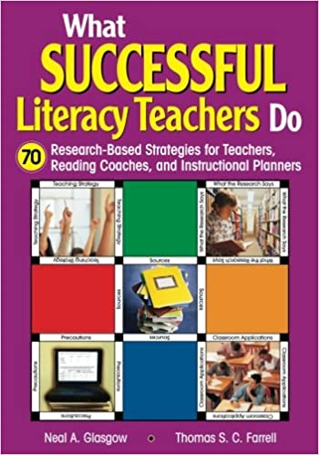 Amazon What Successful Literacy Teachers Do 70 Research Based