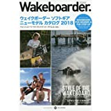 Wakeboarder. 2018年Vol.8 小さい表紙画像