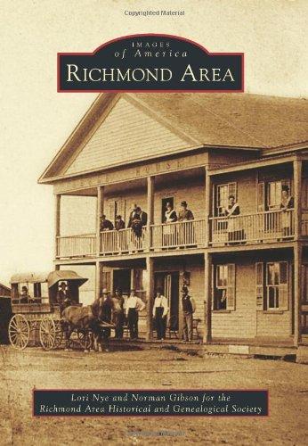 Richmond Area (Images of America) (Richmond Online-shop)